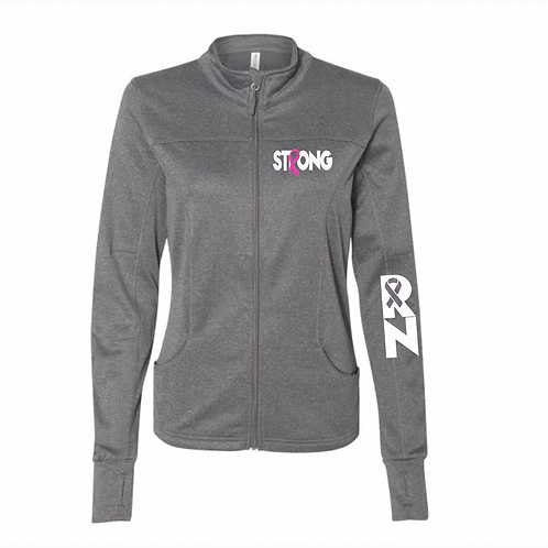 New Grey Oncology Women's jacket