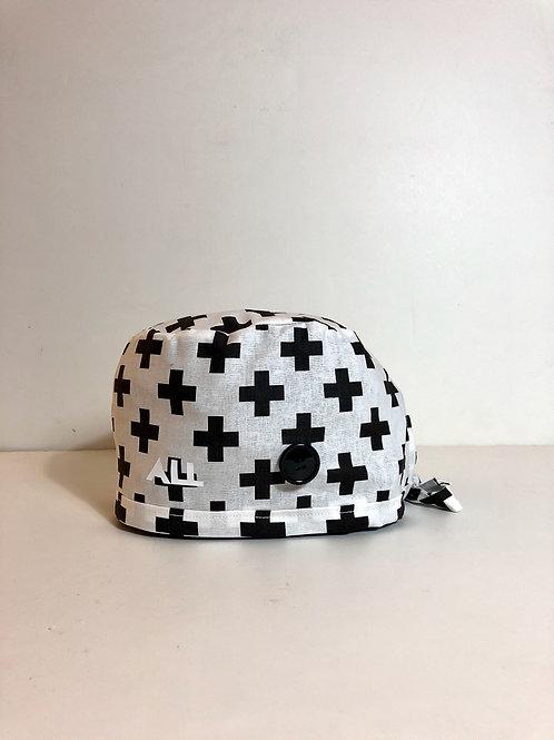 Cross Scrub Cap