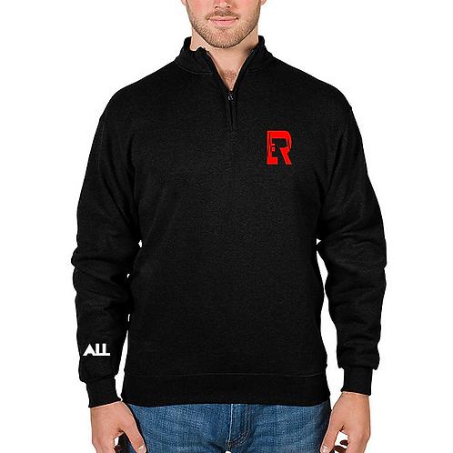 ER Men's Quarter-Zip Sweater