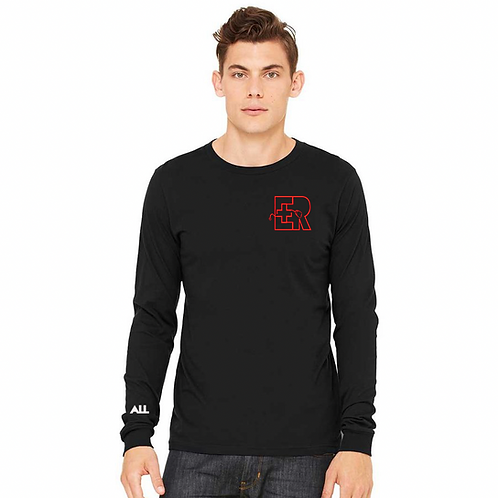 New ER long sleeve tee