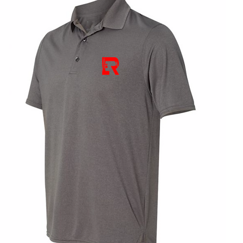 ER Dri-Fit unisex grey polo