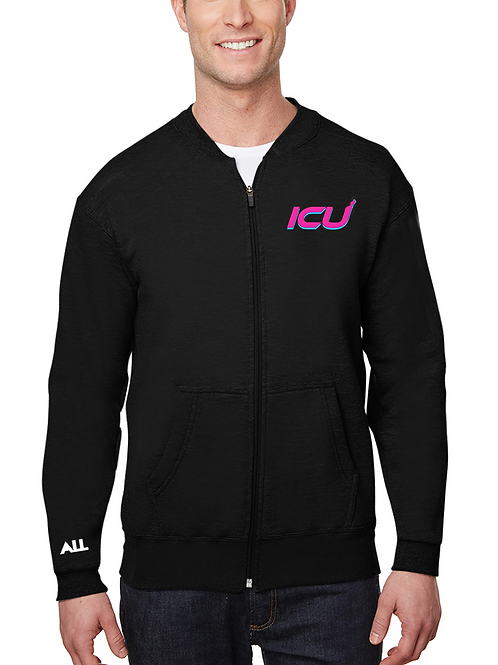 New Vice ICU Men's collared jacket