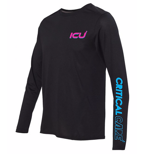 ICU Vice unisex Dri-Fit long sleeve tee