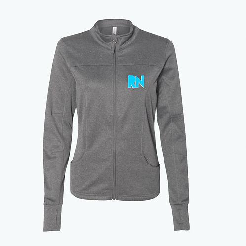 New Grey RN jacket