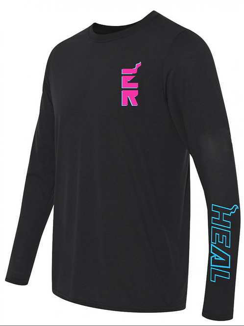 Vice ER unisex dri-fit long sleeve tee
