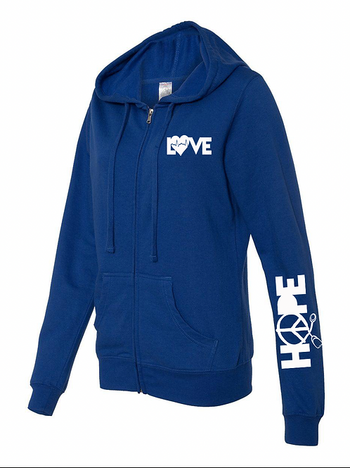 New Hope women's Lightweight Hoodie