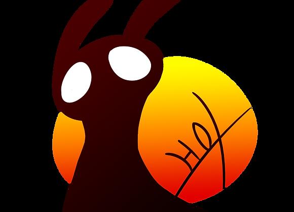 Hot Snail Studios Sticker
