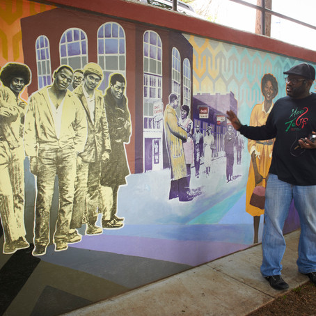 Black History Abounds in Asheville