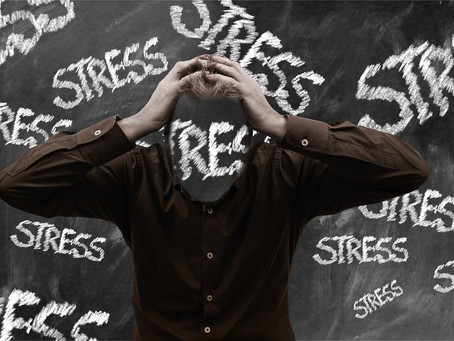 5 Simple Steps to Managing Stress