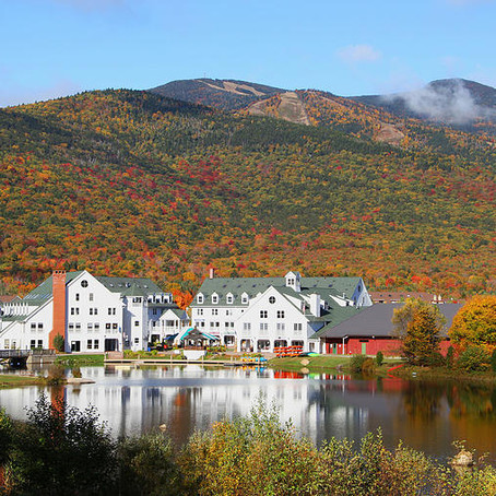 Experience the Beautiful Colors of New Hampshire