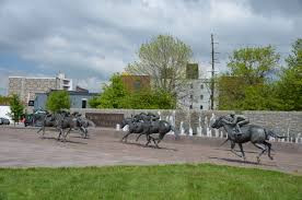 Lexington–Horse Capital of the World