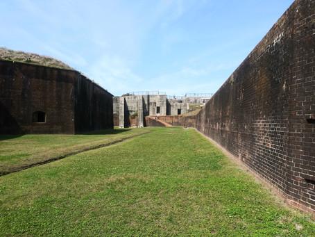 History along The Alabama Gulf Coast