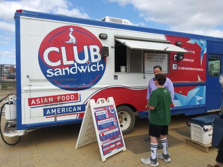 """More than a """"Club Sandwich"""" in Waco"""