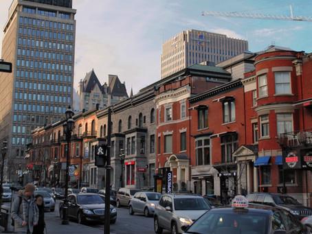 24 Hours in Montréal
