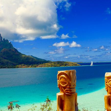 Fall in Love with Tahiti