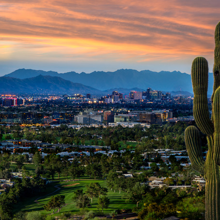 Escape to Phoenix - The Valley of the Sun