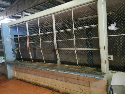 Goteras, luces quemadas  y condiciones precarias en el mercado municipal deberán ser intervenidas
