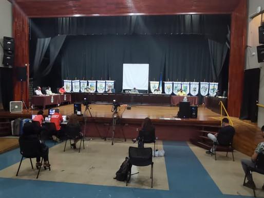 Aumento salarial de funcionarios municipales 2021 divide a regidores
