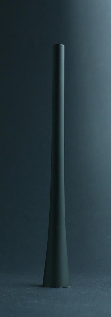 Kerzenlöscher - matt schwarz