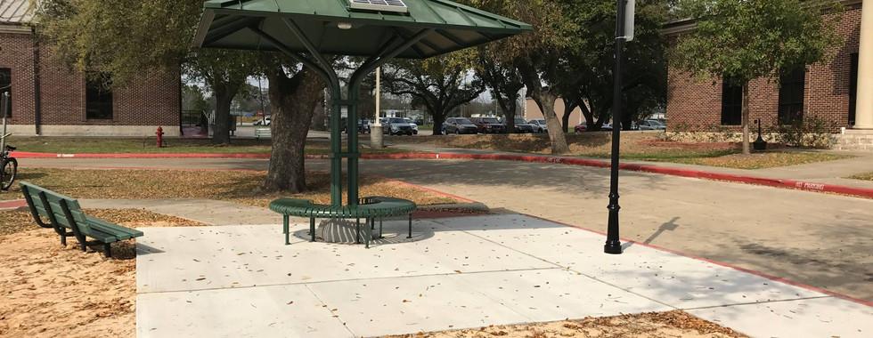 Dickinson, TX Bus Stops