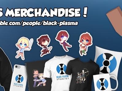 BPS Merchandise Is Back!