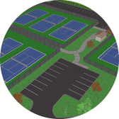 3D plans of the future courts