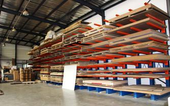 Stockage panneaux