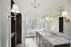 Bath lovely marble