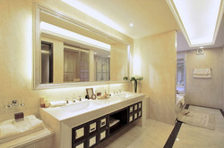Bath creme marfil bath