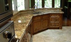 kitchen 6cm demi bullnose edge
