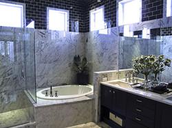 Bath marble master bath