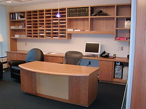 We customize cabinets space to increase employee engagement