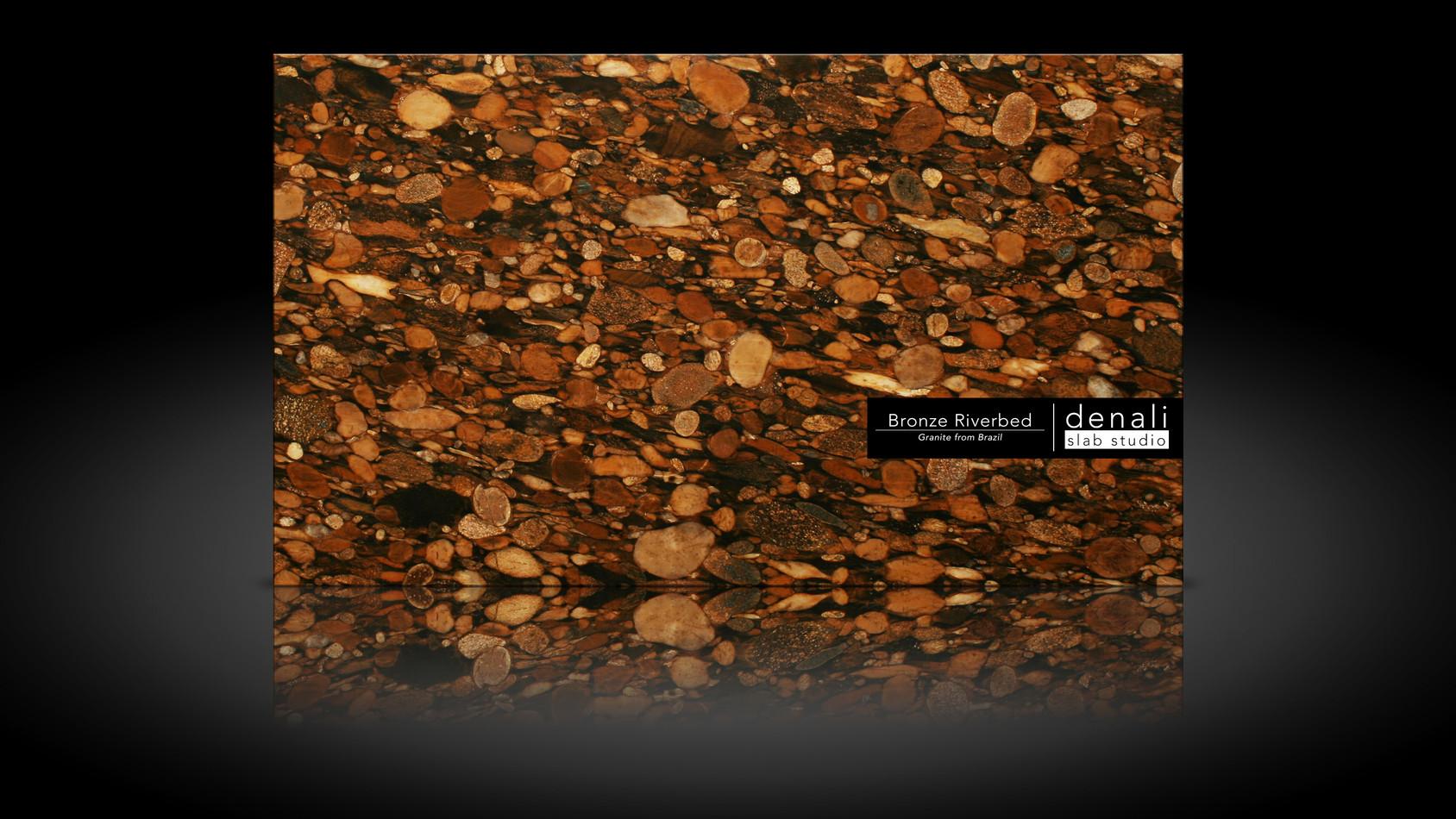 Bronze Riverbed