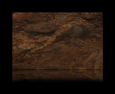 Countertop manufactured with Brown Quartzite