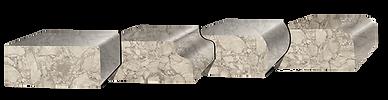 VenetianStone Works custom countertop edges