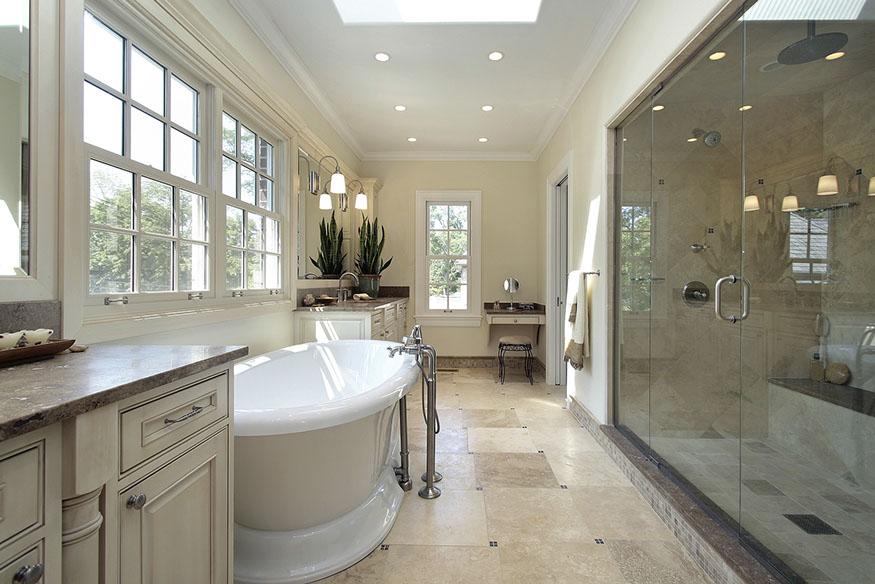 Bath master bath