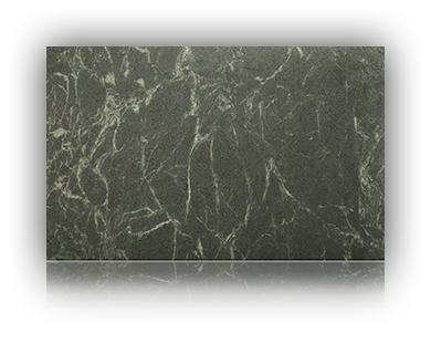 Countertop manufactured with Green Soapstone