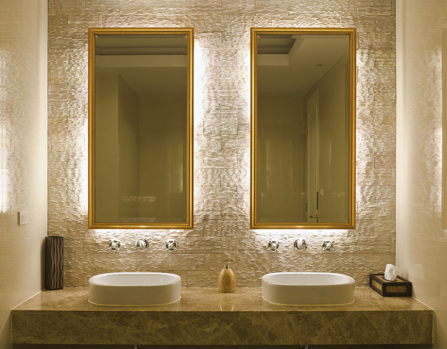 Bath emprador marble