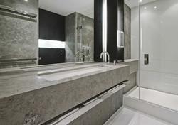Bath limestone bath