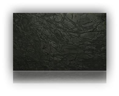 Countertop manufactured with Black Soapstone