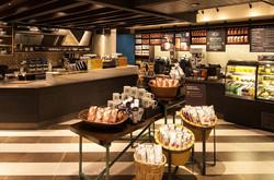 Hospitality Starbucks Colombia