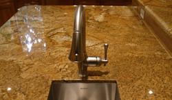 kitchen vegi sink
