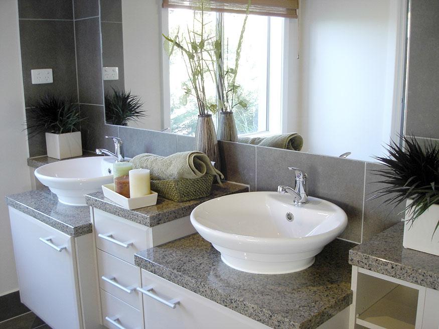 Bath moderb granite bath