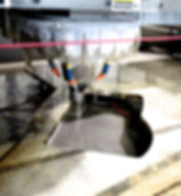 Venetian Stone Works CNC Milling Machine