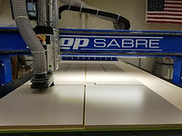 Our ShopSabre IS Serie CNC