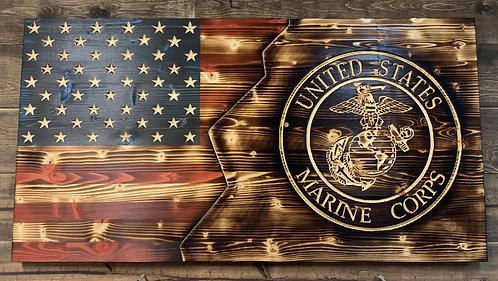 Marine Flag