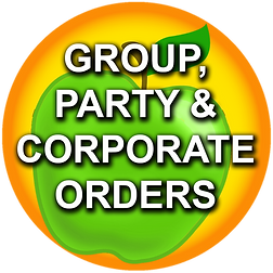 Corporate orders sign.png