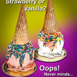 Ice Cream... Oops!