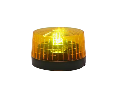 Low Profile Model No. 200 Amber Lens