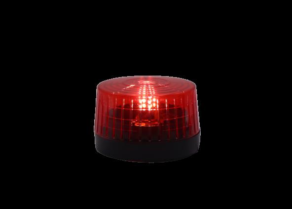 Low Profile Strobe Red